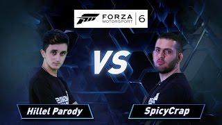 פרק 20: SpicyCrap vs Hillel Parody - Forza