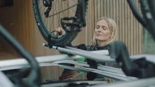 Accesorii Originale ŠKODA - Suport de bicicletă
