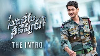 Sarileru Neekevvaru Teaser Download, Sarileru Neekevvaru Trailer, Sarileru Neekevvaru Movie Theatrical Trailer
