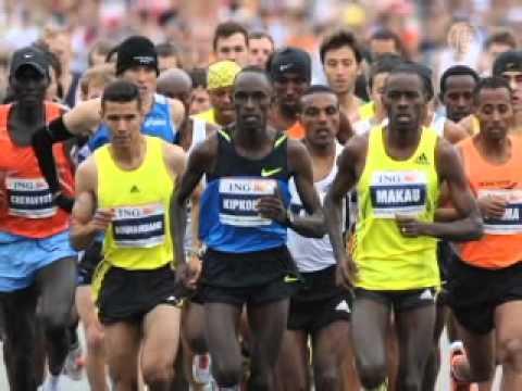 Maraton Kota New York Dimulai
