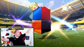 I AM THE PACK KING! 👑 - BEST EVER RAINBOW PACK! - INSANE FIFA 17 TOTS Pack Opening