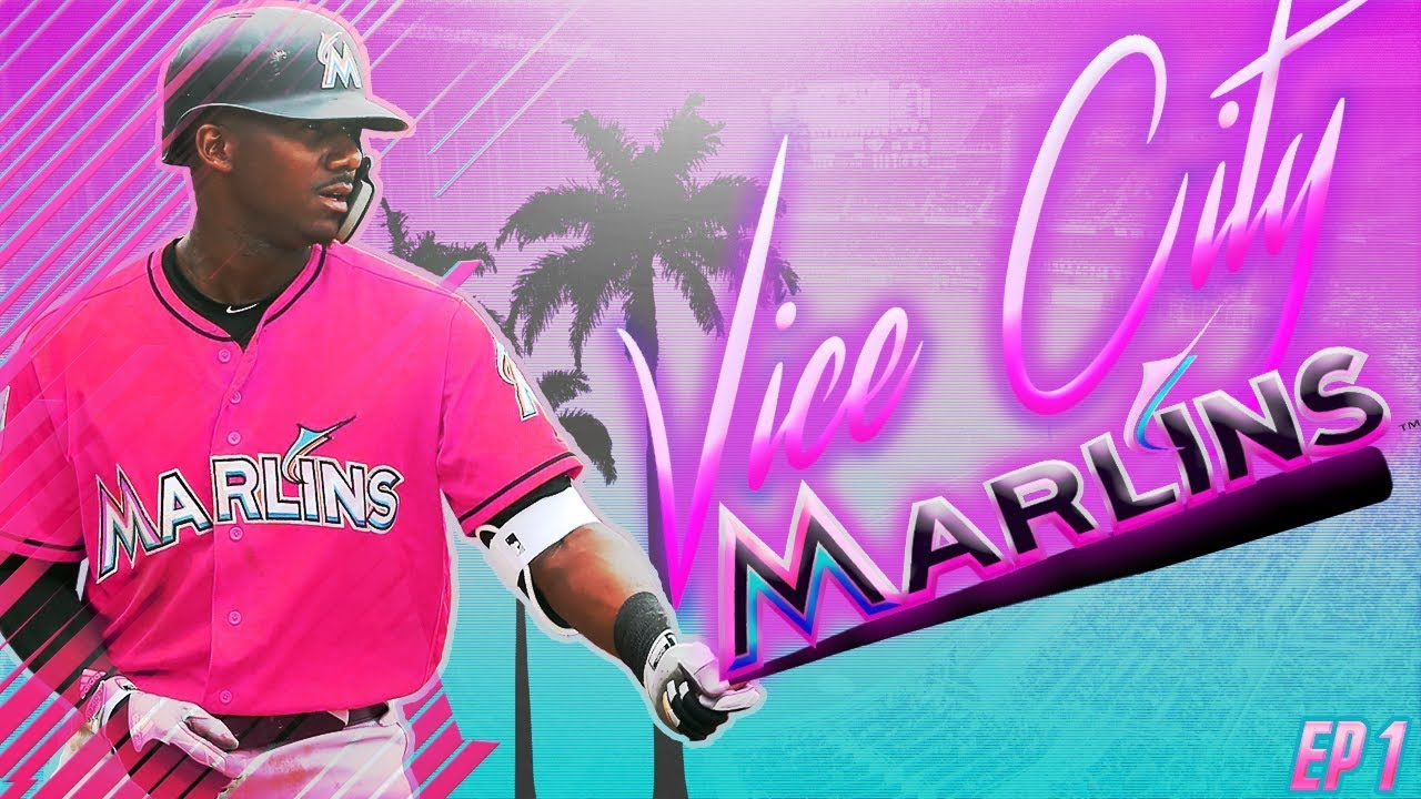 326dff9e790 Vice City Marlins