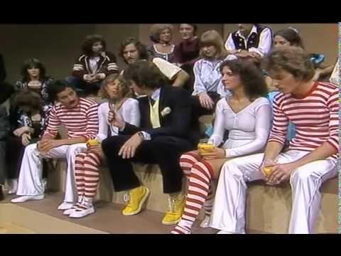 Michael Schanze präsentiert Nachwuchskünstler 1981