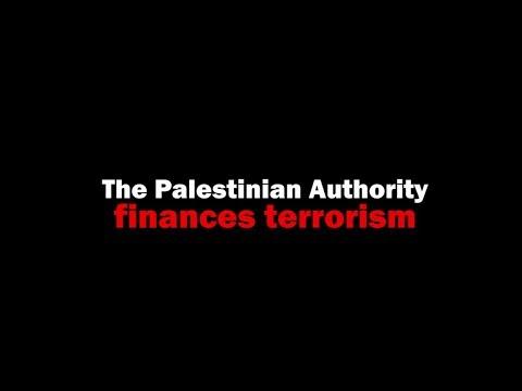 The Palestinian Authority Finances Terrorism