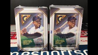 Gambar cover 2019 Topps Gallery Baseball Two Blaster Box Break