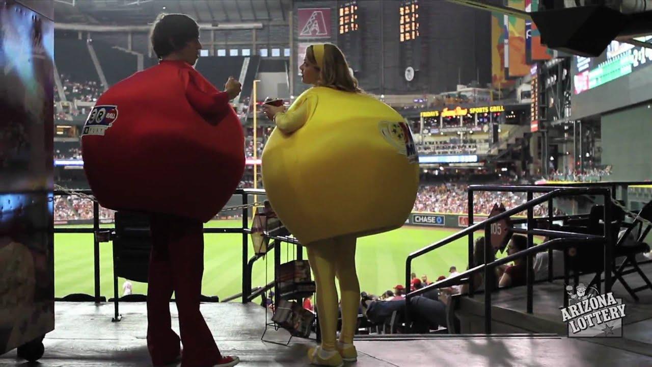 Powerball Takes Mega Millions Out To The Ball Game Youtube