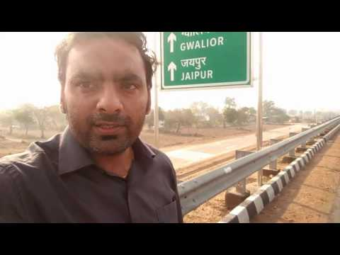Agra Lucknow Expressway Highway Route Map Details (Kanpur Entry, Toll, Images)