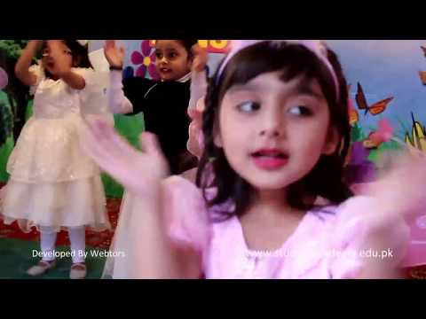 Annual Talent Show 2015-16 Student Academy School Karachi - HD