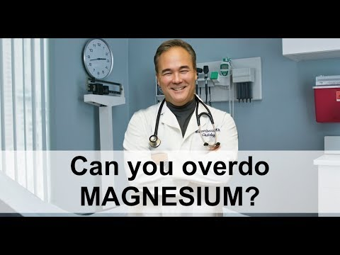 Can You Overdo Magnesium?