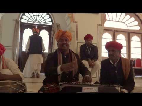 Aave Hichki- FAKIR KHAN- Ranthambore Festival, Nahargarh Palace