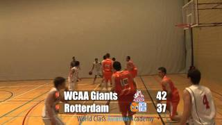 Giants U20 vs Rotterdam