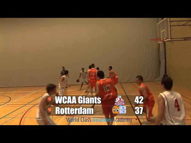Giants U20 vs Rotterdam