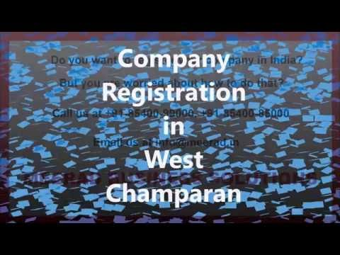 Company Registration in West Champaran-8540099000