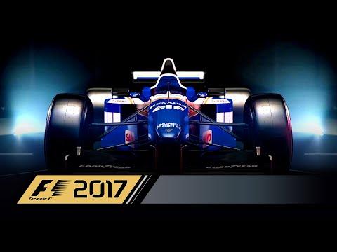F1 2017 Classic Car Reveal - Williams [US]