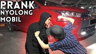 Detik Detik MOBIL Di Rampok (Prank Gone Wrong) Babas x Atta