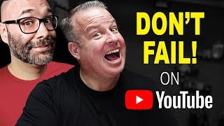 BIG MISTAKES YouTubers Make & Tips to Really Succeed with Nick Nimmin