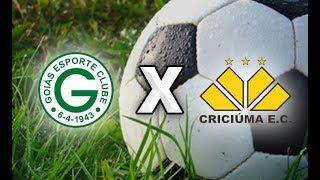 Brazil League 2017 - Serie B - Goiás x Criciúma