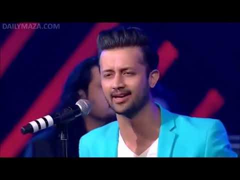Atif aslam best ever live performance | Atif Aslam Heart Touching live Performance Bollywood Awards