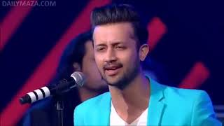 Atif aslam best ever live performance | Atif Aslam Heart Touching live Performance Bollywood Awards