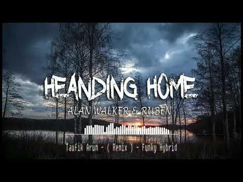 Taufik Arum - Heanding Home - ( Remix ) Funky Hybrid