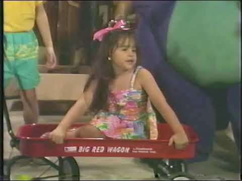 Barney & The Backyard Gang - The Backyard Show [1988 ...