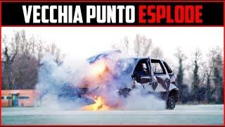 Fiat Punto Esplode | Carmagh3ddon - Puntata 1 thumbnail
