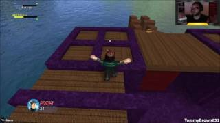 ROBLOX Checkpoint game