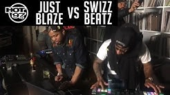 Swizz Beatz VS Just Blaze - HOT97 LIVE