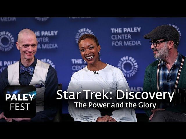 Star Trek Discovery The Power And The Glory