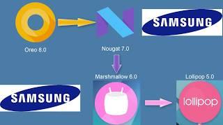Como Hacer Downgrade O Bajar De Versión Cualquier Samsung (HD) 2018