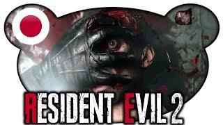 Sploooch! - Resident Evil 2 Remake Leon 🇯🇵 #08 (Horror Gameplay Deutsch)