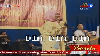 Fatin Shidqia Lubis DIA DIA DIA live Universitas Muhammadiyah Malang