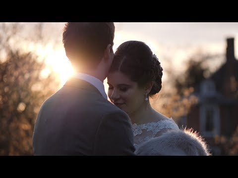 Sutton Bonington Hall Wedding Video - Katie & Tom