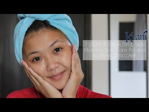 My Daily Morning Skin Care Routine- Korean/ Asian Skin Care Routine