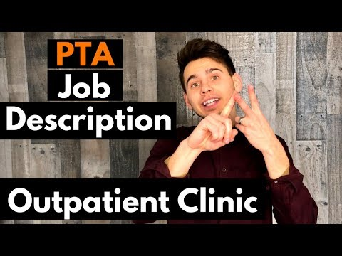 PTA Job Description- Outpatient Facility