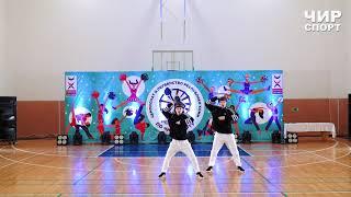 Чир Спорт 2021  - 080 - Жебин Александр, Ларионов Кирилл, United BIT, Ухта