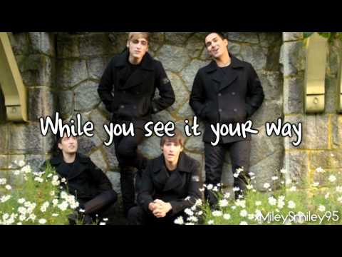 Big Time Rush - We Can Work It Out (with lyrics)
