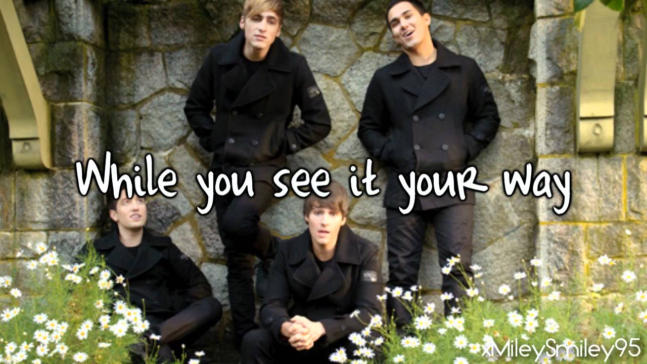 Big Time Rush - We Can Work It Out (with Lyrics) - YouTube