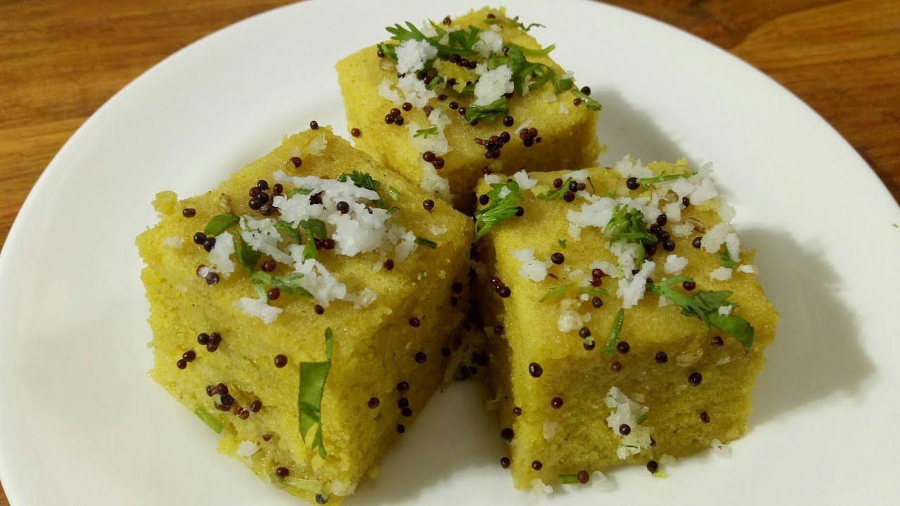 Dhokla recipekhaman dhokla recipeindian food dhokla recipekhaman dhokla recipeindian food breakfast recipe forumfinder Image collections