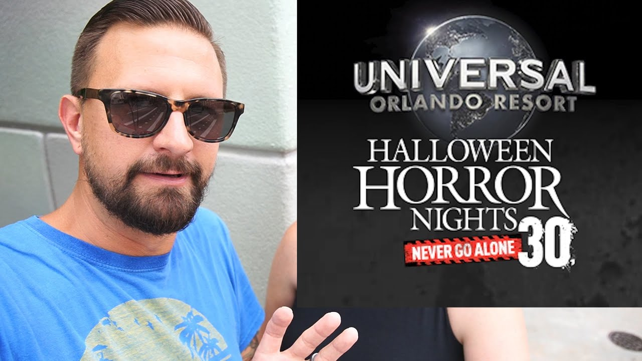 At Universal Studios For A Halloween Horror Nights HHN30 Update!   Everything We Know So Far!
