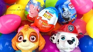 Super Surprise Toys with Paw Patrol Thomas and Many More Toys