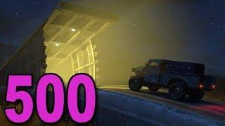 Grand Theft Auto 5 Multiplayer - Part 500 - $5 MILLION BUNKER BASE