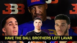 Why Lavar is The Only One Wearing BBB!!!