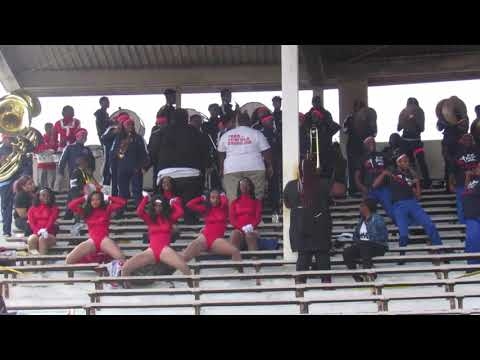 Midfield High School Marching Band | Stand Battle | At Selma's Battle Of The Bands Competition 2019