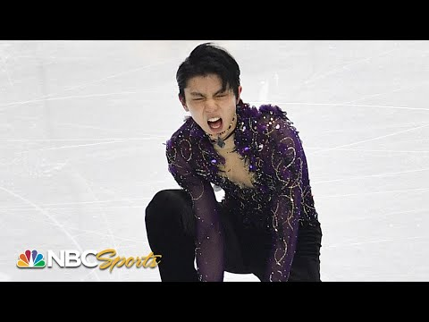 Yuzuru Hanyu's Excellent Grand Prix Final Free Skate | NBC Sports