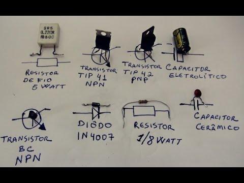 Mini amplificador  tip 41 e 42 Montagem passo a passo Parte 02  YouTube