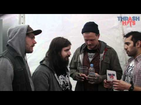 Thrash Hits TV: Kvelertak @ Download Festival 2011