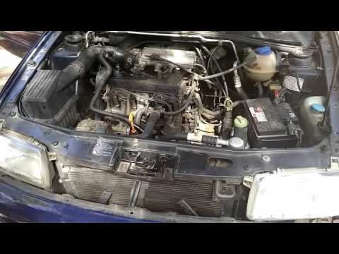 How To Release A Vw Jetta Golf Mk3 Bonnet Hood Tha