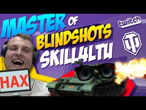 Master of Blind Shots - Skill4ltu   World of Tanks thumbnail