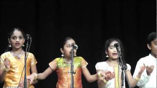 Academy CCD Annual Day 11Jun2011- Malayalam Group Song -Maanathu Mutham Nalkum
